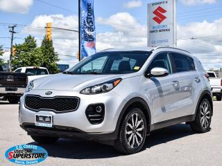 Used 2017 Kia Sportage EX for sale in Barrie, ON