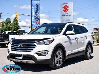Used 2014 Hyundai Santa Fe XL Luxury AWD ~7-Passenger ~Leather ~Cam ~Pano Roof for sale in Barrie, ON