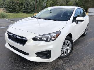 Used 2017 Subaru Impreza CONVENIENCE PZEV AWD for sale in Cayuga, ON