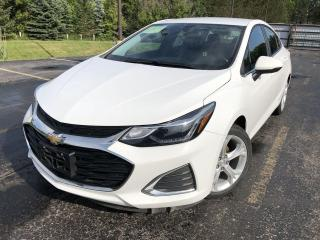 Used 2019 Chevrolet Cruze Premier 2WD for sale in Cayuga, ON