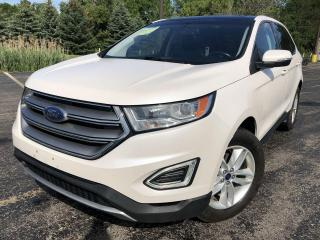 Used 2016 Ford Edge SEL 2WD for sale in Cayuga, ON