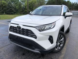 Used 2020 Toyota RAV4 LIMITED AWD for sale in Cayuga, ON