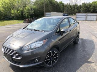 Used 2019 Ford FIESTA SE SEDAN 2WD for sale in Cayuga, ON
