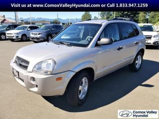 Used 2005 Hyundai Tucson GL V6 FWD at for sale in Courtenay, BC