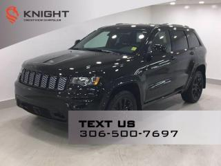 New 2021 Jeep Grand Cherokee Altitude   Leather   Sunroof   Navigation   for sale in Regina, SK