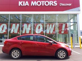 Used 2014 Kia Rio LX+ for sale in Charlottetown, PE