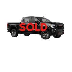 New 2021 GMC Sierra 1500 AT4 for sale in Altona, MB