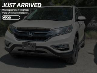 Used 2016 Honda CR-V EX for sale in Cranbrook, BC