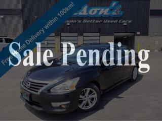 Used 2015 Nissan Altima SV - Sunroof, Heated Seats, Reverse Camera, Remote Start+Keyless Entry, New Tires, Alloys & More! for sale in Guelph, ON