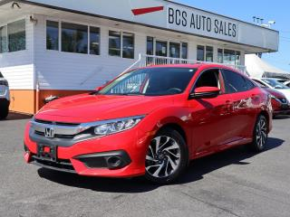 Used 2018 Honda Civic for sale in Vancouver, BC