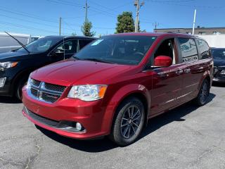 Used 2016 Dodge Grand Caravan Crew for sale in Vancouver, BC