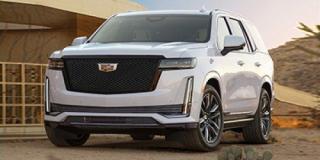 New 2021 Cadillac Escalade Premium Luxury Platinum for sale in Winnipeg, MB