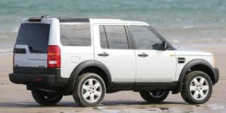 Used 2006 Land Rover LR3 HSE for sale in Winnipeg, MB