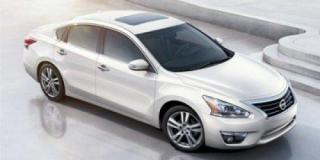 Used 2014 Nissan Altima 2.5 S for sale in Winnipeg, MB