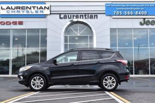 Used 2018 Ford Escape SE - 4WD !! COMPACT !! for sale in Sudbury, ON