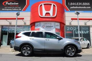 Used 2017 Honda CR-V LX - ALL NEW TIRES AND BRAKES - for sale in Sudbury, ON