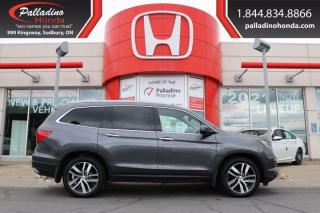Used 2018 Honda Pilot Touring - NEW REAR PADS AND ROTORS - for sale in Sudbury, ON