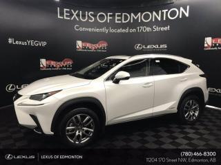 New 2021 Lexus NX 300h Premium Package for sale in Edmonton, AB
