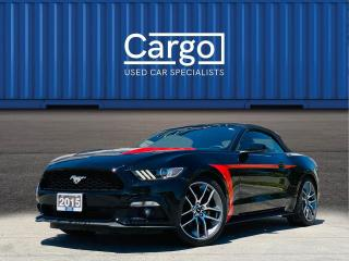 Used 2015 Ford Mustang EcoBoost Premium for sale in Stratford, ON
