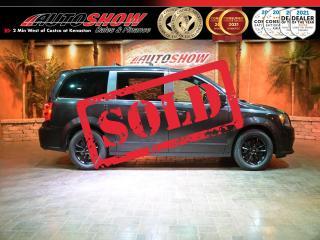 Used 2019 Dodge Grand Caravan GT - Nav, DVD, Htd Wheel & Lthr, Pwr Sliders for sale in Winnipeg, MB