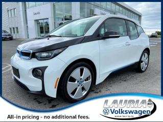 Used 2016 BMW i3 Electric w/Range Extender for sale in PORT HOPE, ON