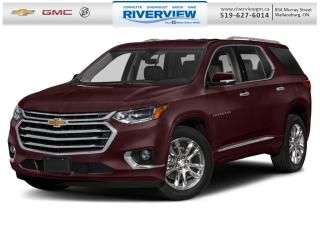 New 2021 Chevrolet Traverse High Country for sale in Wallaceburg, ON