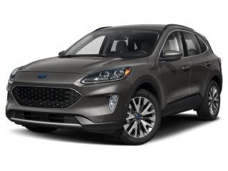 New 2021 Ford Escape Titanium Hybrid for sale in Leamington, ON