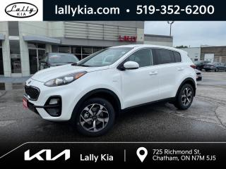 New 2022 Kia Sportage LX for sale in Chatham, ON