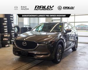 Used 2017 Mazda CX-5 GS for sale in Prince Albert, SK