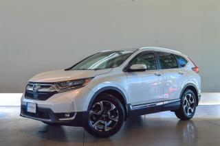Used 2018 Honda CR-V Touring AWD for sale in Langley City, BC