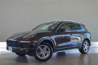 Used 2016 Porsche Cayenne w/ Tip for sale in Langley City, BC