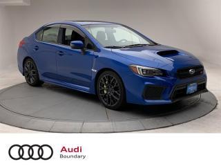 Used 2019 Subaru WRX STI 4Dr Sport Pkg 6sp for sale in Burnaby, BC