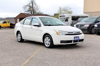 Used 2010 Ford Focus SE for sale in Brampton, ON
