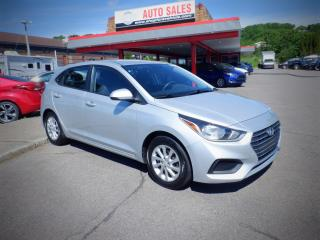 Used 2019 Hyundai Accent Preferred for sale in Saint John, NB