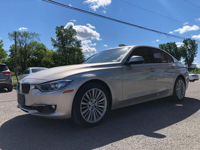2013 BMW 3 Series Luxury