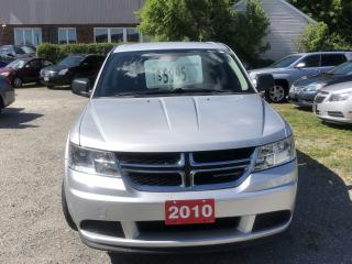 Used 2011 Dodge Journey Canada Value Pkgo for sale in Hamilton, ON
