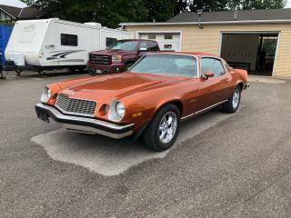 Used 1977 Chevrolet Camaro for sale in Mount Brydges, ON