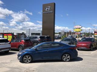 Used 2015 Hyundai Elantra GLS for sale in North Bay, ON