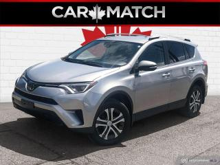 Used 2017 Toyota RAV4 LE / AWD / REVERSE CAMERA for sale in Cambridge, ON