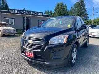 Used 2013 Chevrolet Trax LS for sale in Black Creek, BC