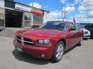 Used 2008 Dodge Charger SXT for sale in Gloucester, ON