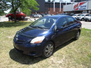 Used 2007 Toyota Yaris AUTO ~ A/C ~ PWR WINDOWS&LOCKS ~ SAFETY INCLUDED for sale in Toronto, ON
