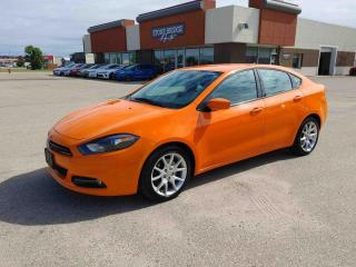 Used 2013 Dodge Dart SXT for sale in Steinbach, MB