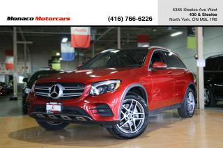 Used 2017 Mercedes-Benz GLC-Class GLC300 4MATIC - AMG|PANO|BLINDSPOT|NAVI|BACKUP for sale in North York, ON