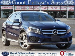 Used 2017 Mercedes-Benz GLA 250 4MATIC, LEATHER SEATS, NAVI, MEMORY SEAT, PAN ROOF for sale in Toronto, ON