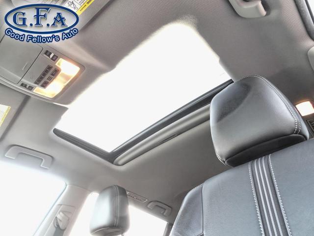 2018 Toyota Highlander SE MODEL, AWD, LEATHER SEATS, SUNROOF, LDW, 7PASS