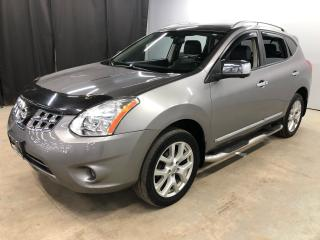 Used 2013 Nissan Rogue SL  AWD for sale in Guelph, ON