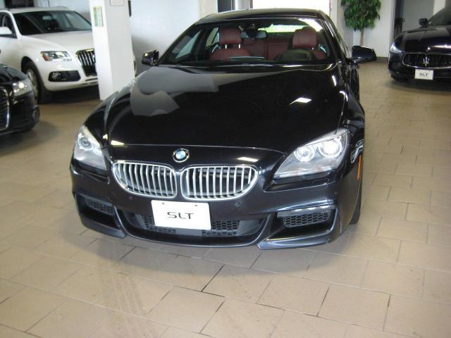2015 BMW 6 Series M