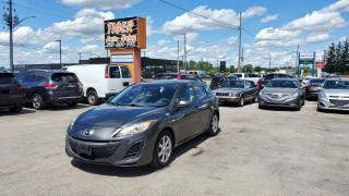 Used 2011 Mazda MAZDA3 HATCH*AUTO**ALLOYS**ONLY 155KMS*CERTIFIED for sale in London, ON