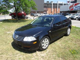 Used 2009 Volkswagen City Jetta ~ AUTO ~ PIONEER AUDIO ~ SAFETY INCLUDED for sale in Toronto, ON